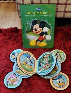 X2 Mickey Mouse Books, Disney