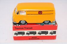 "Tekno Denmark 415 Ford ""POSTBIL"" Rare Scarce model very very near mint in box"