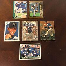 ~6 Baseball Trading Card Lot Alex Rodriguez Topps, Upper Deck, Fleer, & +MORE!~