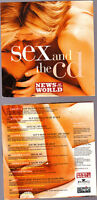 Promo CD, Sex & the CD Vol 1 & 2, Sexual Healing, Slow Hand,  Woman no Cry