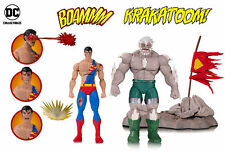 Dc Icons - Death of Superman - Doomsday & Superman Action Figures