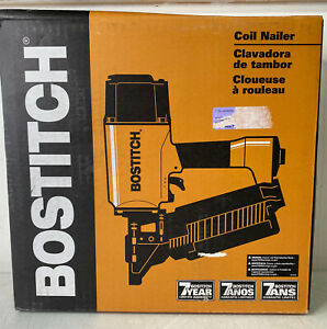 Coil-Fed Pneumatic Nailer,No N80CB-1,  Stanley Bostitch