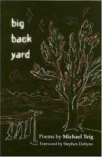 Big Back Yard (A. Poulin, Jr. New Poets of America)