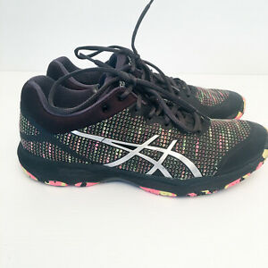 Asics Gel Netburner Professional FF Sz US 10 Womens Netball Shoes Sneakers R851N