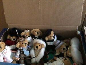 Merrythought Miniature Teddy Bears X 30.