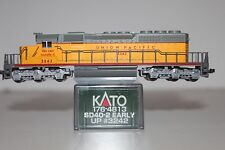 N Scale Kato 176-4813 Union Pacific SD 40-2 Early Diesel Locomotive 3242
