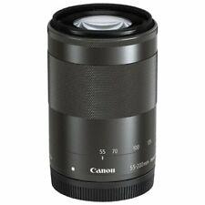 Brand New Canon EF-M 55-200mm f/4.5-6.3 IS STM Lens Black Bulk Box FR*1