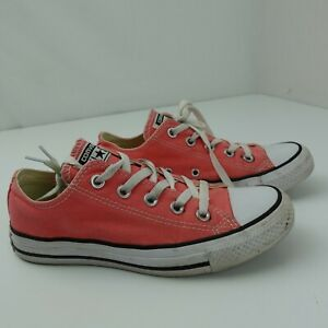 Converse All Star Shoes Men's 4 Women's 6 Carnival Pink 142378F
