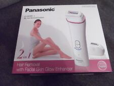 IPL HAIR REMOVAL System Panasonic ES WH90 Cordless System with Facial Skin Glow