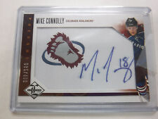 2012-13 Panini Phenoms Mike Connolly Avalanche Autographed Card jh1