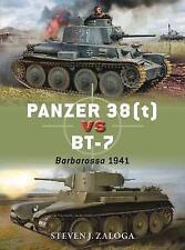 Panzer 38(t) vs BT-7: Barbarossa 1941 (Duel) by Zaloga, Steven J. | Paperback Bo