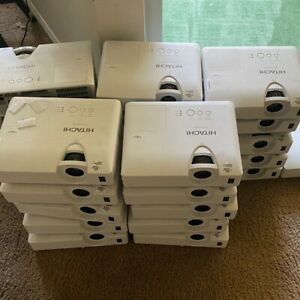 lot of projectors