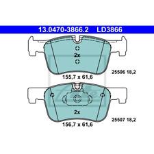 Bremsbelagsatz Scheibenbremse ATE Ceramic - ATE 13.0470-3866.2