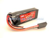 11.1V 1400mAh 40C 3S LiPo Battery Pack Traxxas 1/16 E-Revo VXL Summit Slash Mini