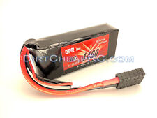 11.1V 1400mAh 40C 3S LiPo Battery Pack Traxxas 1/16 E-Revo VXL Summit Slash Mini