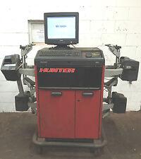 HUNTER R611 ALIGNMENT MACHINE UPDATED 2011 #173