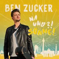 Ben Zucker - Na Und ?! Sonne!      Neu 2018     CD NEU OVP