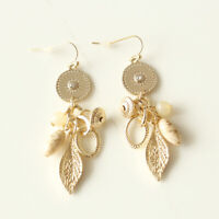 New Chicos Beads Cluster Drop Dangle Earrings Gift Fashion Women Party Jewelry