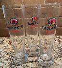 Paulaner Munchen Weissbeer 0.5L Pilsner Beer Glass