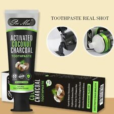 Coconut Shell Charcoal Activated Adult Toothpaste Teeth Whitening Dental 100g