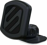Scosche MagicMount Universal Magnetic Phone Device Holder - Garmin Plate, Black
