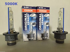 2PCS NEW OSRAM XENARC D2S 66240 66040 5000K OEM HID XENON LIGHT BULBS SET