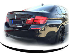 BMW f10 m5 typ m Saphirschwarz 475 Hecklippe ABS Material Stylingpart