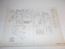 1967 68 69 70 71 PLYMOUTH BY MOTOR'S VACUUM & WIRING DIAGRAMS 9TH EDITION