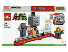 LEGO 71376 Super Mario Thwomp Drop Expansion Set Kids Toy