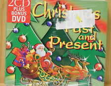 Christmas Past and Present 2 CD set with Bonus Scrooge DVD (CD/DVD, 2004) Sealed