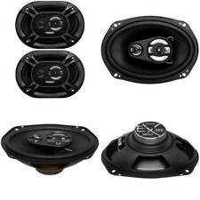 Sound Storm Labs EX369 300 Watt Per Pair 6 X 9 Inch Full Range 3 Way Car Speaker