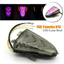 Brake Tail Light LED 12V Motorcycle Rear Turn Signal Stop Lamp for Yamaha R15