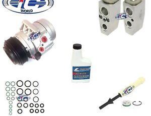 A/C Compressor Kit Fits Ford Fusion 06-09 Mercury Milan Zephyr 06 OEM SP15 67669