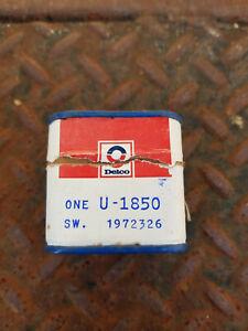 NOS Delco 1972326 U-1850 GM Coolant Temperature Sender Switch Qty 1