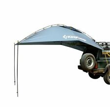 Waterproof Camper Trailer Truck Car Camping Sun Rain Shelter Canopy Shade Roof