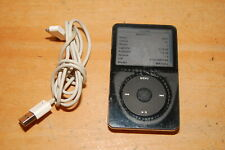 Apple iPod Classic 5th Generation Black A1136 30GB Tested Works