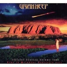 URIAH HEEP - OFFICIAL BOOTLEG VOL.4-LIVE BRISBANE 2 CD
