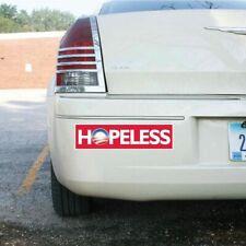 "Funny Republican Bumper Sticker or Magnet Pair - Design #2 - 3""x11.5"" - FREE SHI"