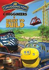 CHUGGINGTON: CHUGGINEERS READY TO BUILD  DVD NEW and Sealed