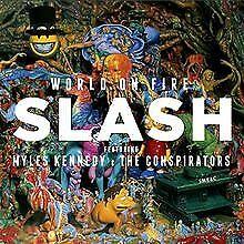 World on Fire von Slash | CD | Zustand sehr gut