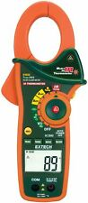 Extech Ex830 1000a True Rms Acdc Clamp Meter With Ir Thermometer