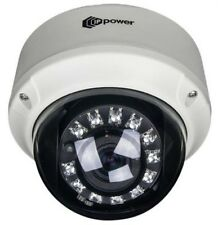 NIT-A312FD 3 MP IP WDR Outdoor IR Dome Camera w/ 12 IR LEDs & 3.3~12mm AVF Lens