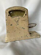 ANTIQUE VINTAGE MASCOT EGG GRADER Scale Chicken Farm Minneapolis MN Tool