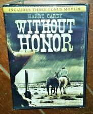 Without Honor/Trouble in Texas/Call the Mesquiteers/Stampede (DVD, 2014)