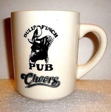 Cheers Tv Show White Coffee Mug Bull Finch Pub Boston Ceramic