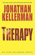 Therapy by Jonathan Kellerman Hardcover