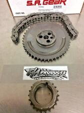 Chevrolet LS 4.8L 5.3L 6.0L 2005 - 2007 Engine 3 Bolt Timing SET SA Gear 73162