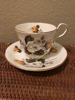 Vintage Aynsley Tea Cup and Saucer Bone China England