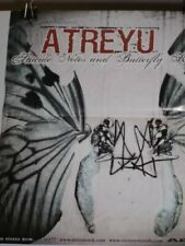 Poster: ATREYU Suicide Notes and Butterfly Kisses 15x18
