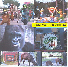 COLLECTORS DISNEYWORLD DVD -2001-#4- 100 YEARS OF MAGIC